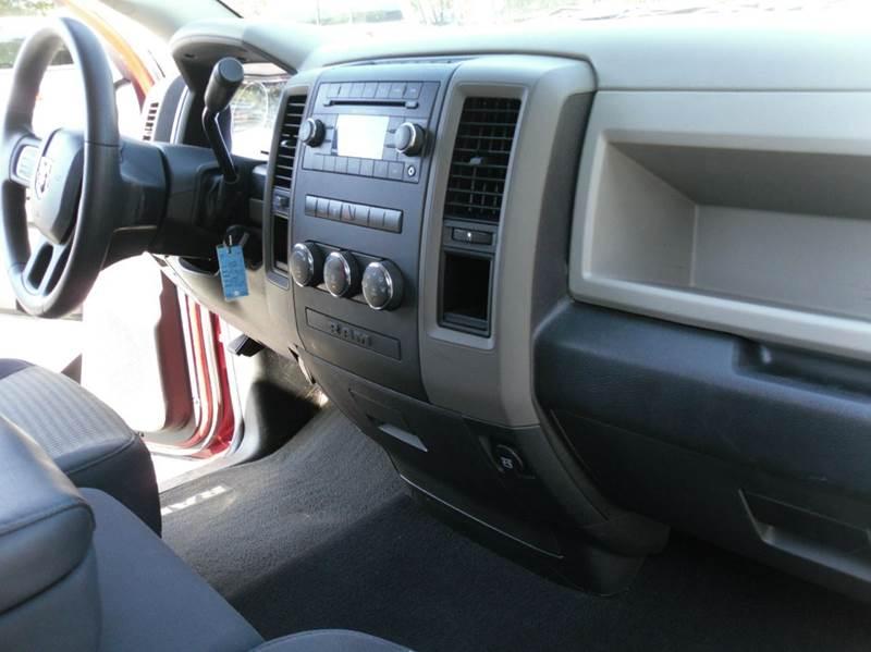 2012 RAM Ram Pickup 1500 4x2 Express 4dr Quad Cab 6.3 ft. SB Pickup - Belmont NC