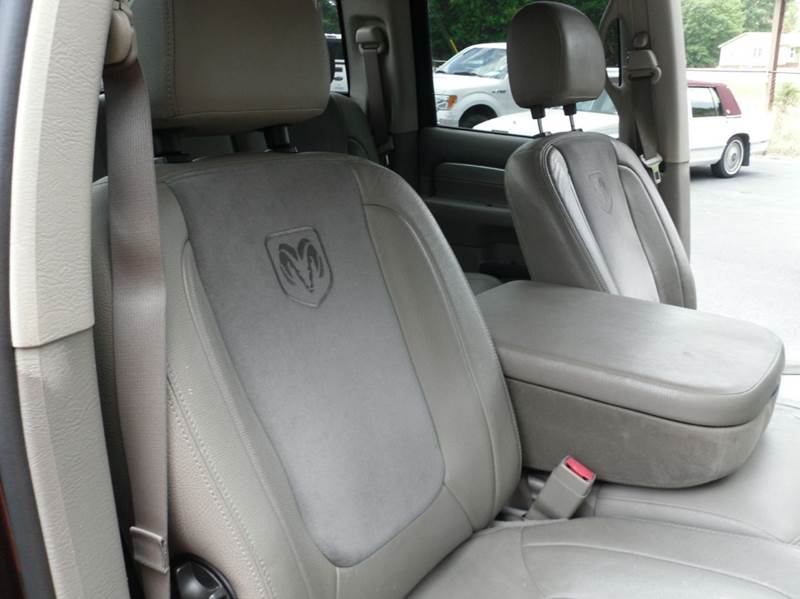 2005 Dodge Ram Pickup 1500 4dr Quad Cab Laramie Rwd SB - Belmont NC