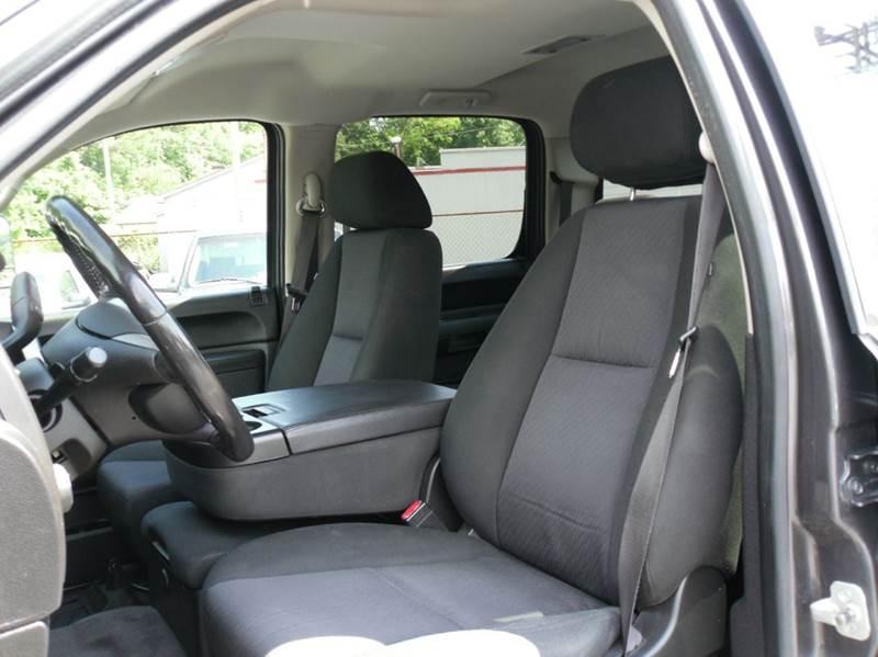 2010 Chevrolet Silverado 1500 4x4 LT 4dr Crew Cab 5.8 ft. SB - Belmont NC