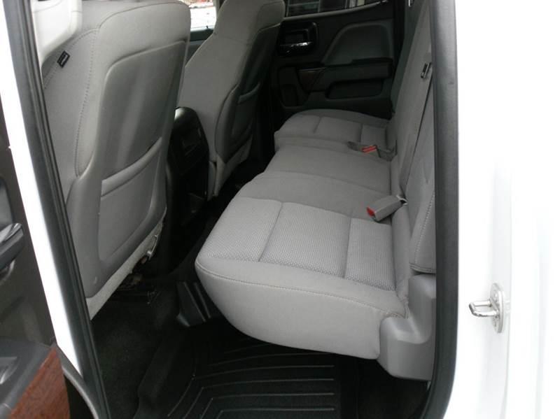 2014 GMC Sierra 1500 4x4 SLE 4dr Double Cab 6.5 ft. SB - Belmont NC