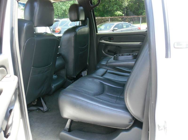 2007 Chevrolet Silverado 2500HD Classic LT2 4dr Crew Cab 4WD SB - Belmont NC