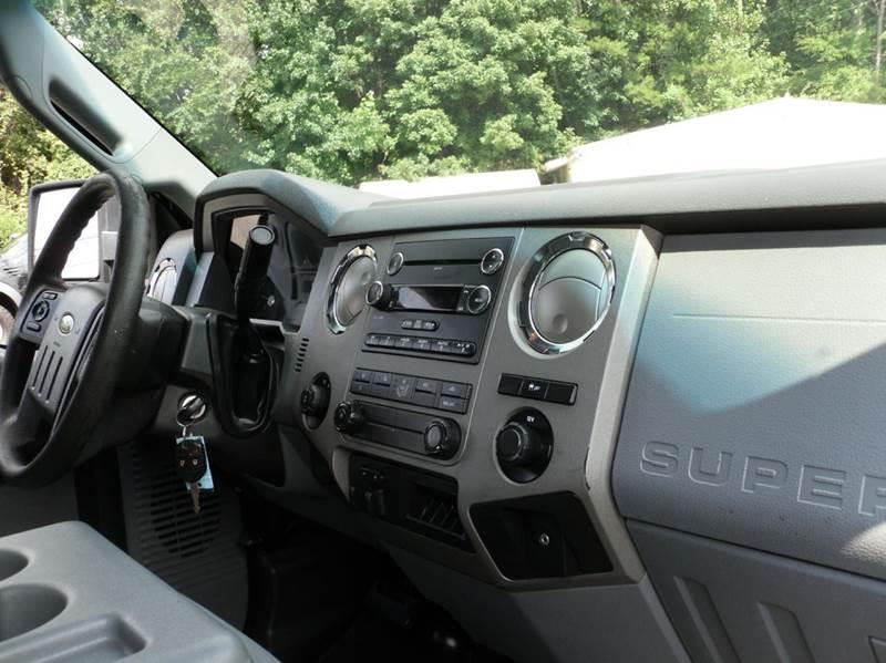 2012 Ford F-250 Super Duty 4x4 XLT 4dr Crew Cab 6.8 ft. SB Pickup - Belmont NC