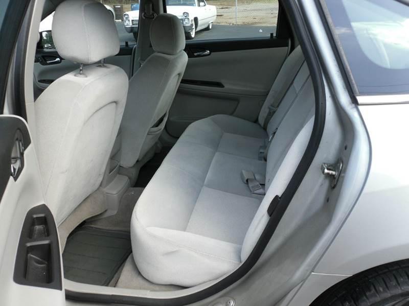 2008 Chevrolet Impala LS 4dr Sedan - Belmont NC