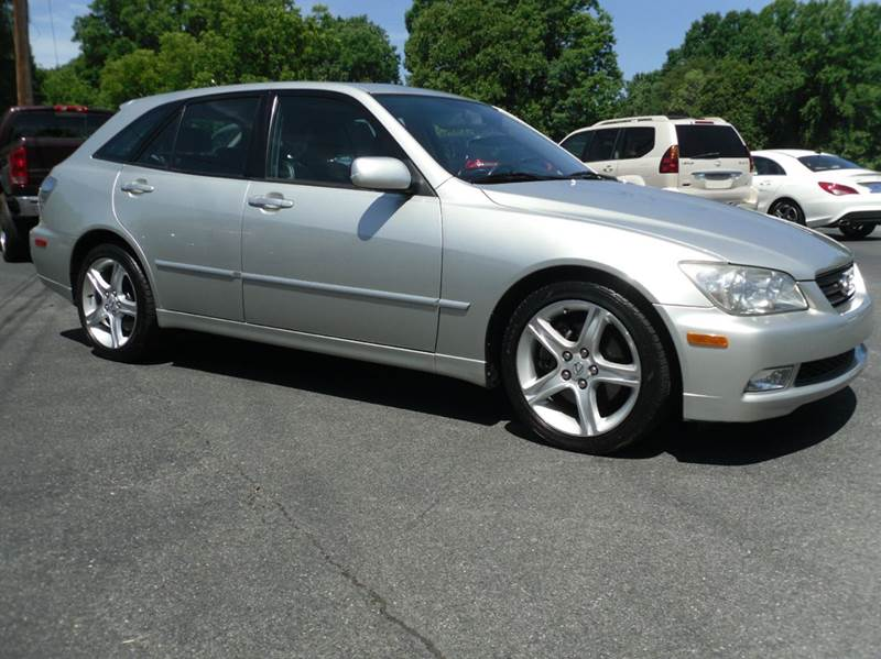 2003 Lexus IS 300 SportCross 4dr Wagon - Belmont NC