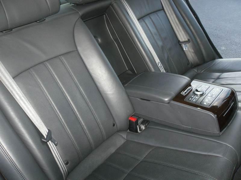 2013 Hyundai Equus Signature 4dr Sedan - Belmont NC