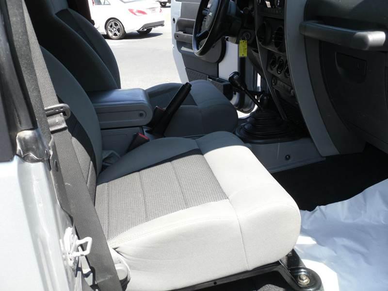 2010 Jeep Wrangler 4x4 Sport 2dr SUV - Belmont NC
