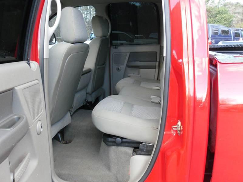 2006 Dodge Ram Pickup 2500 SLT 4dr Quad Cab 4WD SB - Belmont NC