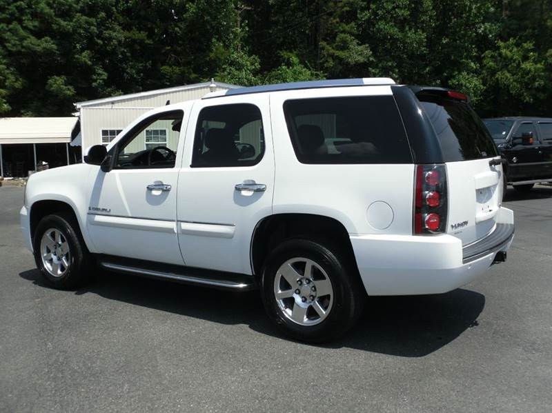 2007 GMC Yukon AWD Denali 4dr SUV - Belmont NC