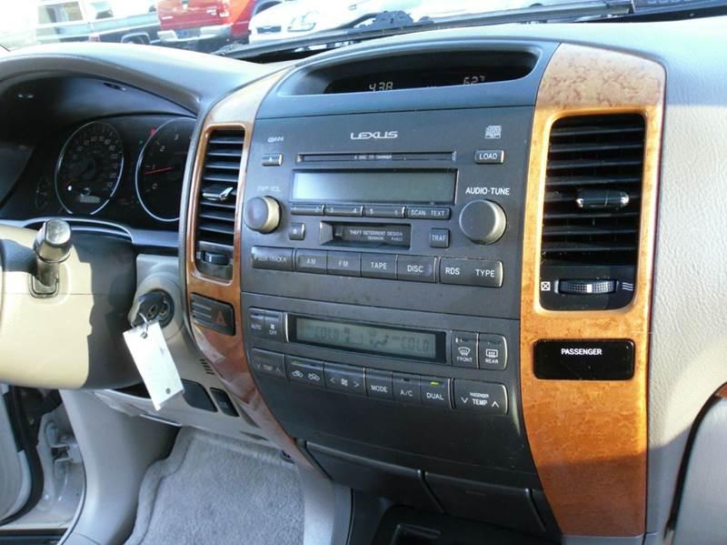 2003 Lexus GX 470 4dr 4WD SUV - Belmont NC
