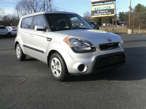 2012 Kia Soul for sale in Belmont, NC