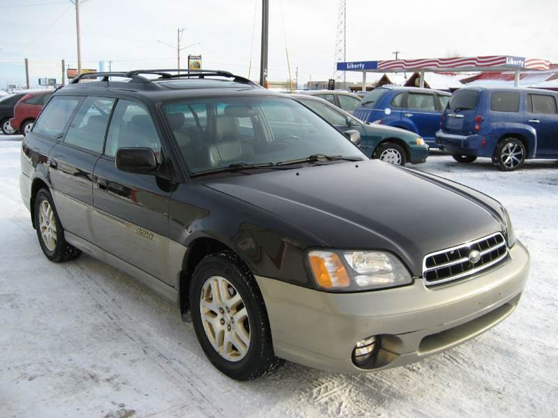 2002 subaru outback awd limited 4dr wagon in post falls id stateline auto sales. Black Bedroom Furniture Sets. Home Design Ideas