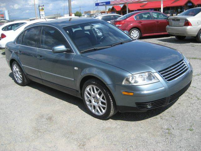 2003 volkswagen passat awd w8 4motion 4dr sedan in post falls id stateline auto sales. Black Bedroom Furniture Sets. Home Design Ideas