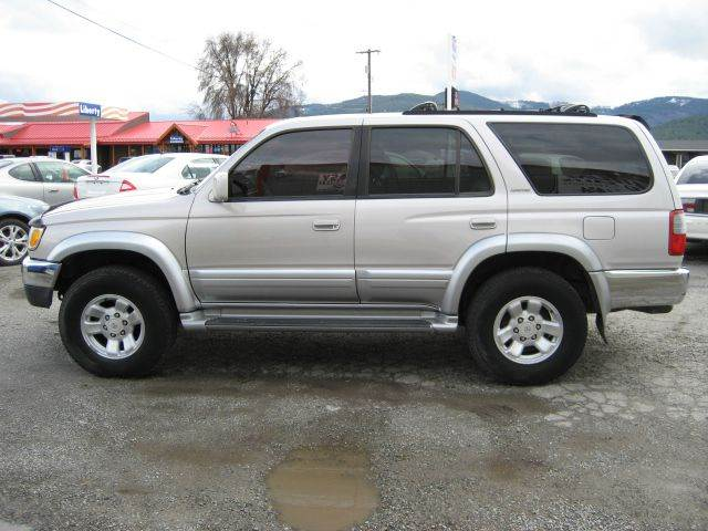 1997 toyota 4runner limited 4dr 4wd suv in post falls id. Black Bedroom Furniture Sets. Home Design Ideas