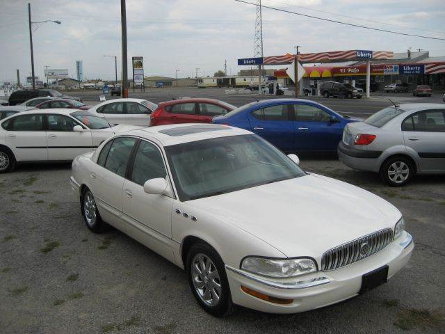 2005 buick park avenue ultra 4dr supercharged sedan in post falls id stateline auto sales. Black Bedroom Furniture Sets. Home Design Ideas
