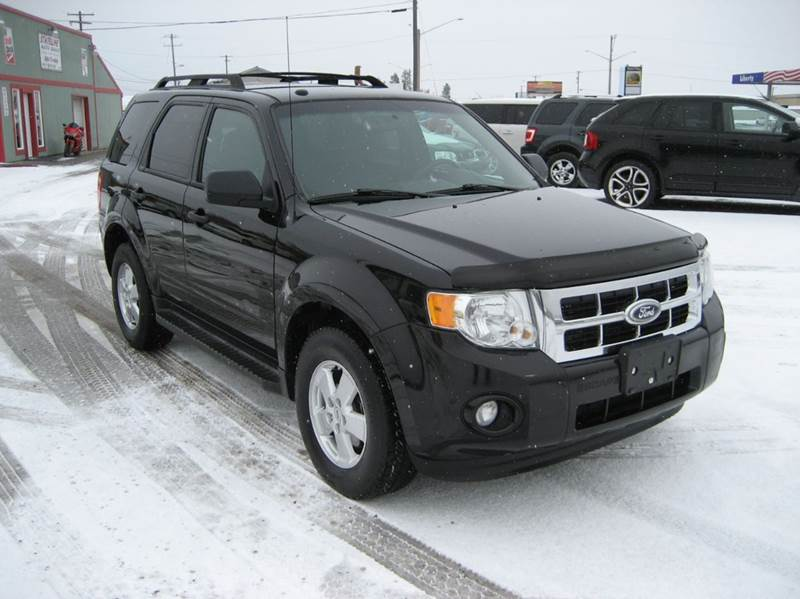 2010 ford escape awd xlt 4dr suv in post falls id stateline auto sales. Black Bedroom Furniture Sets. Home Design Ideas