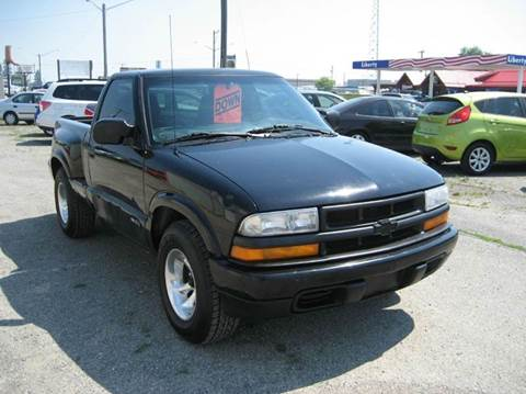 2000 Chevrolet S-10 for sale in Post Falls, ID
