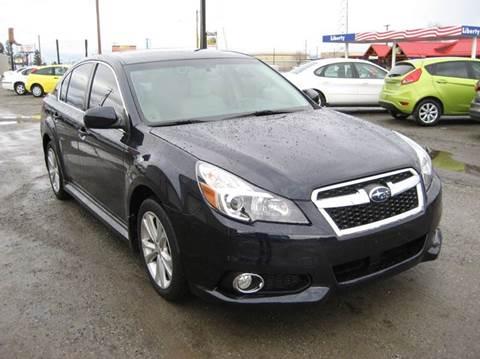 2014 Subaru Legacy for sale in Post Falls, ID