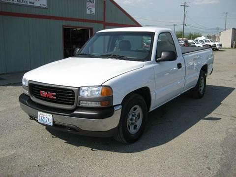 2002 GMC Sierra 1500 for sale in Post Falls, ID
