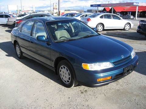 Used Cars Everett Wa >> 1994 Honda Accord For Sale - Carsforsale.com®