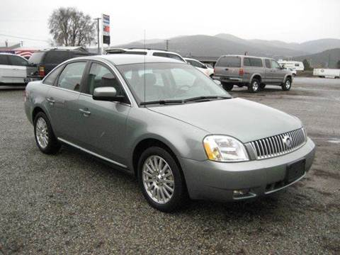 2007 Mercury Montego for sale in Post Falls, ID