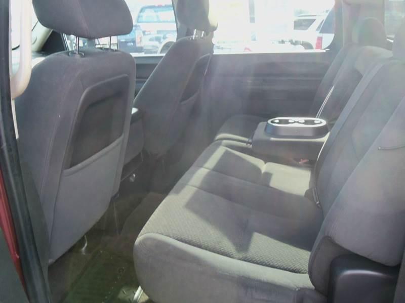 2008 Chevrolet Silverado 2500HD 4WD LT2 4dr Crew Cab LB - Staunton VA