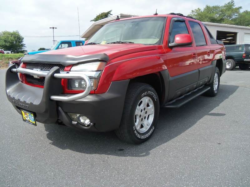 2003 Chevrolet Avalanche 4dr 1500 4WD Crew Cab SB - Staunton VA
