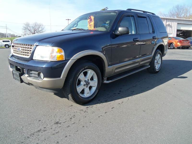 2003 ford explorer eddie bauer 4wd 4dr suv in staunton va mastertech automotive. Black Bedroom Furniture Sets. Home Design Ideas