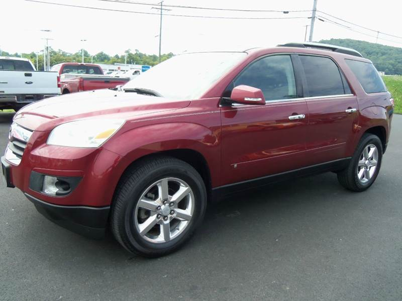 2007 Saturn Outlook Xr 4dr Suv In Staunton Augusta Springs