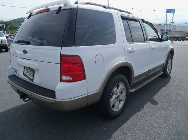 2003 Ford Explorer Eddie Bauer 4WD 4dr SUV - Staunton VA