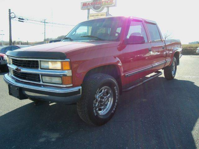 2000 chevrolet c k 2500 series k2500 ls 4dr 4wd crew cab sb hd in staunton augusta springs. Black Bedroom Furniture Sets. Home Design Ideas