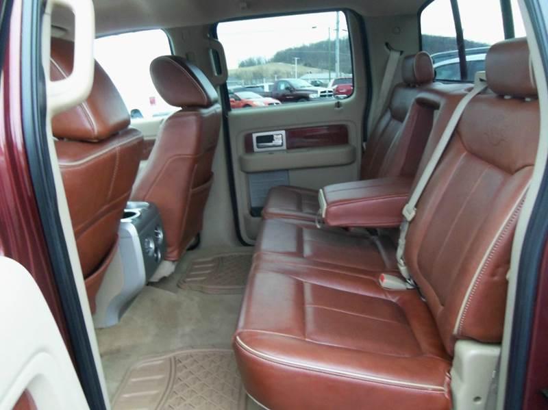 2009 Ford F-150 4x4 King Ranch 4dr SuperCrew Styleside 5.5 ft. SB - Staunton VA