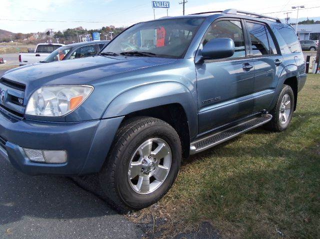 2004 toyota 4runner limited 4wd 4dr suv in staunton. Black Bedroom Furniture Sets. Home Design Ideas