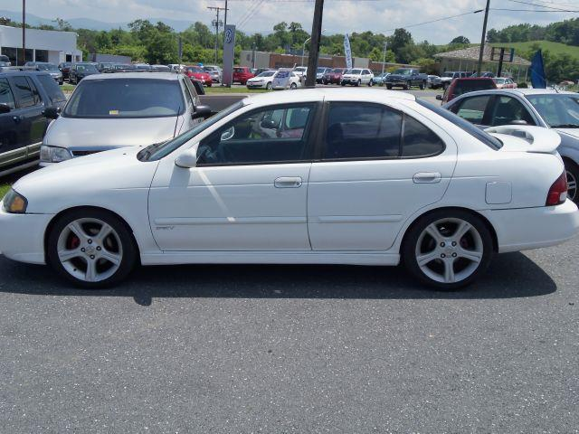 2002 nissan sentra se r spec v in staunton va mastertech. Black Bedroom Furniture Sets. Home Design Ideas