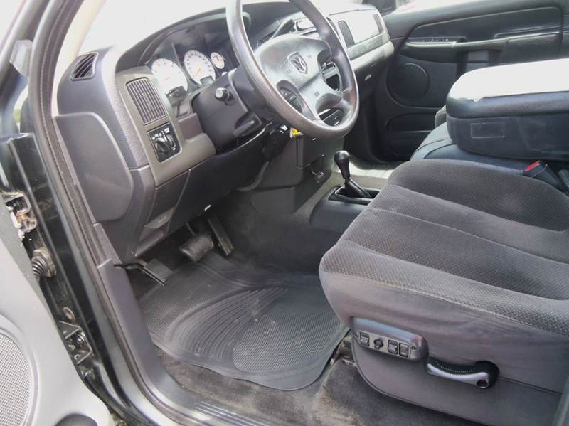 2003 Dodge Ram Pickup 2500 4dr Quad Cab SLT 4WD SB - Staunton VA