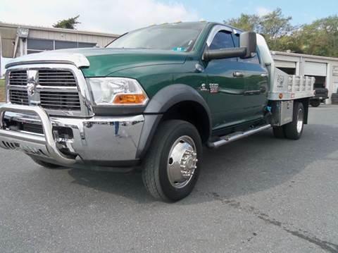 2011 Dodge Ram Pickup 5500 for sale in Staunton, VA