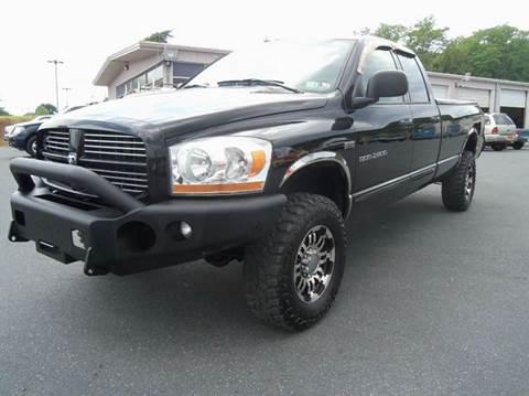 2006 Dodge Ram Pickup 2500 for sale in Staunton, VA
