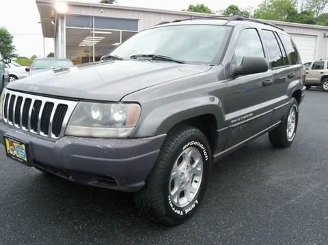 2003 Jeep Grand Cherokee for sale in Staunton, VA