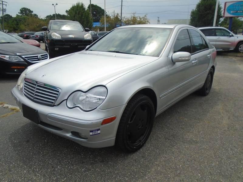 2001 Mercedes-Benz C-Class