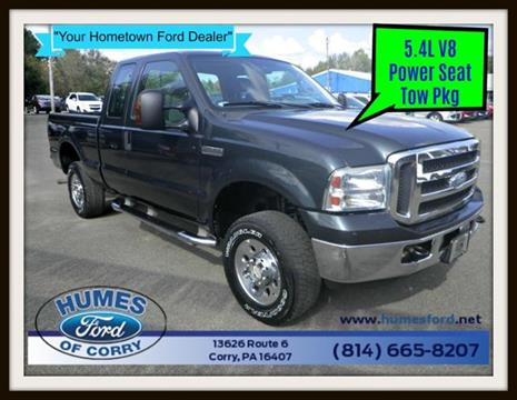2006 Ford F-250 Super Duty for sale in Corry, PA