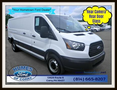 2017 Ford Transit Cargo for sale in Corry, PA