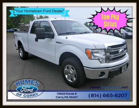 2013 Ford F-150 for sale in Corry, PA
