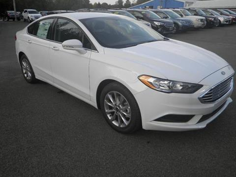 2017 Ford Fusion for sale in Corry, PA
