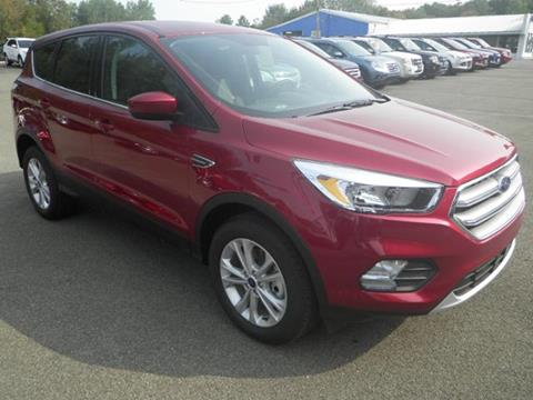 2017 Ford Escape for sale in Corry, PA
