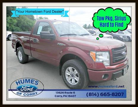 2014 Ford F-150 for sale in Corry, PA