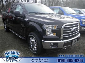 2017 Ford F-150 for sale in Corry, PA