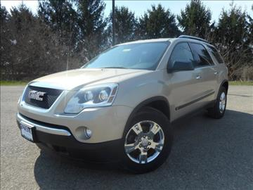 2009 GMC Acadia for sale in Princeton, IL