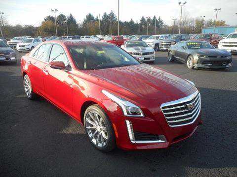 2018 Cadillac CTS for sale in Princeton, IL
