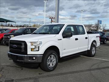 2016 Ford F-150 for sale in New Bedford, MA