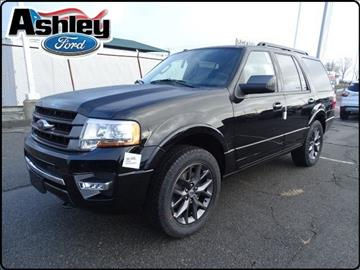 2017 Ford Expedition for sale in New Bedford, MA