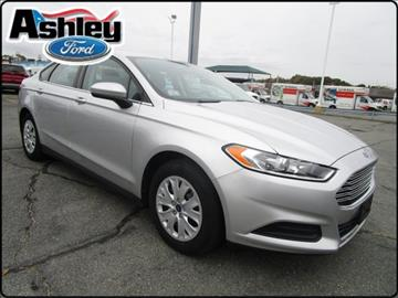 2013 Ford Fusion for sale in New Bedford, MA